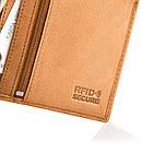 Шкіряний чоловічий гаманець BETLEWSKI RFID, фото 8