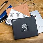 Шкіряний чоловічий гаманець BETLEWSKI RFID, фото 9