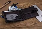 Гаманець шкіряний BETLEWSKI RFID  тонкий, фото 5
