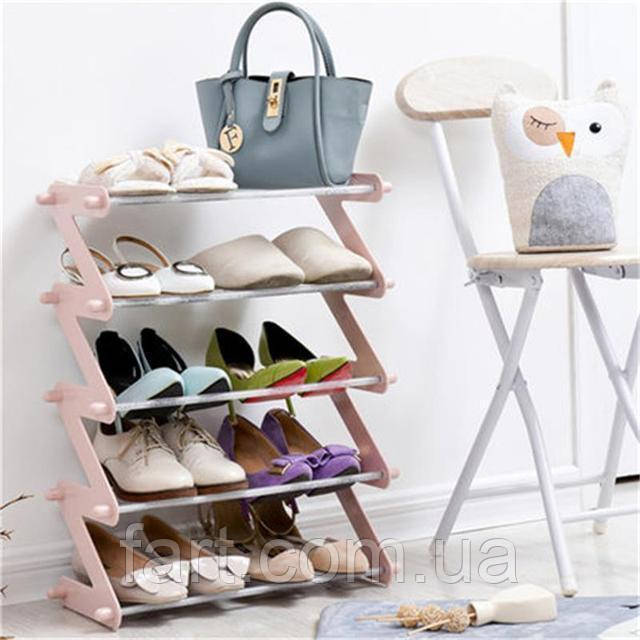Подставка для обуви на 5 полок