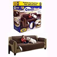 Двусторонняя накидка на диван - Couch Coat (водоотталкивающая)