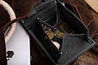 Чоловічий шкіряний гаманець Betlewski RFID, фото 4