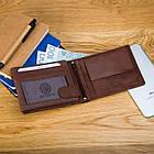 Чоловічий гаманець шкіряний BETLEWSKI RFID, фото 10