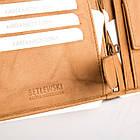 Чоловічий гаманець шкіряний BETLEWSKI RFID, фото 6