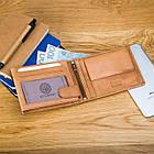 Чоловічий гаманець шкіряний BETLEWSKI RFID, фото 7