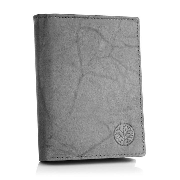 Чоловічий шкіряний гаманець BETLEWSKI RFID слайдер