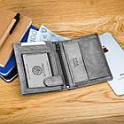 Чоловічий шкіряний гаманець BETLEWSKI RFID слайдер, фото 6