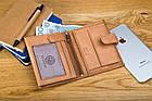 Шкіряний гаманець натуральна шкіра BETLEWSKI, фото 5