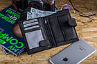 Шкіряний гаманець натуральна шкіра BETLEWSKI, фото 7