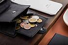 Чоловічий шкіряний гаманець Betlewski RFID, фото 6