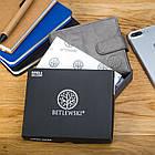 Чоловічий гаманець шкіряний BETLEWSKI RFID, фото 4
