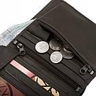 Шкіряний гаманець BETLEWSKI RFID 12,9 х 10 х 2,5 (BPM-BH-575) - коричневий, фото 9