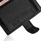 Шкіряний гаманець BETLEWSKI RFID 12.8 х 10 х 2.5 (BPM-HT-64) - чорний, фото 10