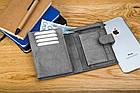 Чоловічий гаманець натуральна шкіра BETLEWSKI, фото 6