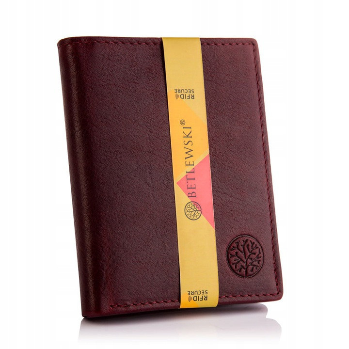 Шкіряний гаманець натуральна шкіра BETLEWSKI