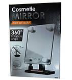 Зеркало для макияжа Cosmetie mirror 360, фото 4