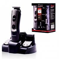 Машинка для стрижки волос 5в1 Gemei GM-590, фото 1