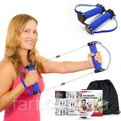 Тренажер для тренировки мышц Gwee Gym Lite