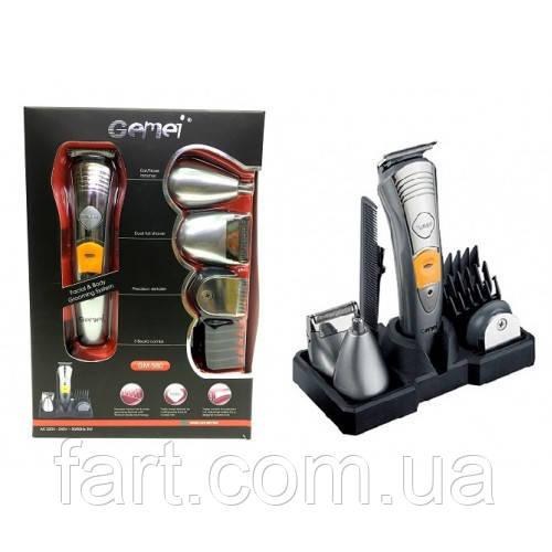 Электробритва Gemei GM-580 + триммер