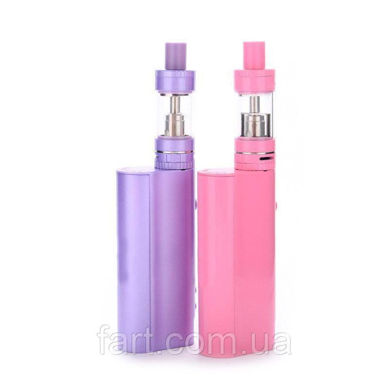 Электронная сигарета Subox Nano Starter Kit (фиолетовый, розовый)