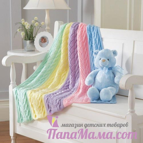 Одеяла, пледы, покрывала