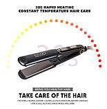 Утюжок выпрямитель для волос Enzo EN-3852, фото 5