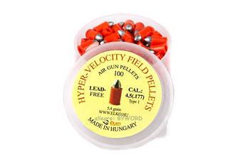 Кульки сталево-тефлонові Hyper Velocity Field 4,5 мм