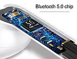 Беспроводные наушники i18 max сенсорные, фото 4