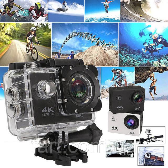 Видео экшн камера S2 4K Ultra HD WiFi Sport DV Action Camera