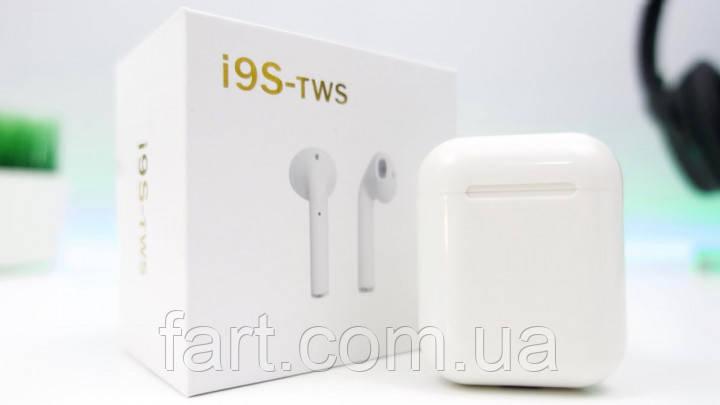 Беспроводные наушники Ifans i9S TWS White