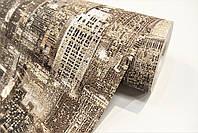 Обои виниловые на флизелиновой основе Elegance 338-12 B121 Мегаполис, фото 2
