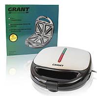 Мультимейкер 3 в 1, гриль, вафельница, сендвичница Grant GT-779 800W