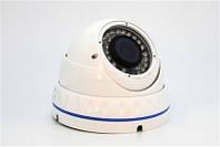 Камера видеонаблюдения антивандальная AHD Green Vision GV-015-AHD-E-DOS14V-30960p