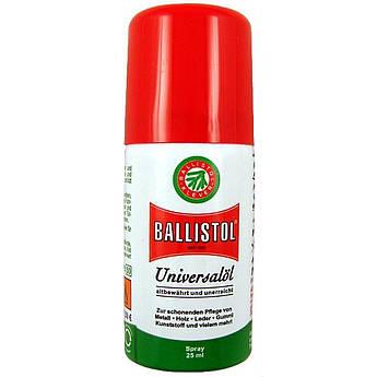 Мастило для зброї Балістол Ballistol 25ml Німеччина