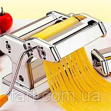 Машинка для изготовления макарон лапшерезка 150 мм