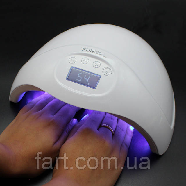 Сушилка для ногтей UV LAMP Sun 5 Plus