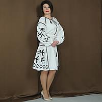 """Жіноче вишите плаття """"Адріана"""" (Женское вышитое платье """"Адриана"""") PJ-0012-W"""