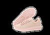 Женские кроссовки Alexander McQueen (Premium-lux) бежевые, фото 3