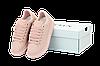 Женские кроссовки Alexander McQueen (Premium-lux) бежевые, фото 4
