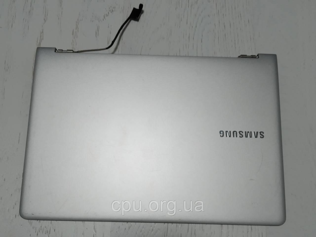 Samsung NP900X3D крышка и рамка матрицы + шлейф + веб камера