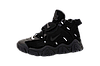 Мужские кроссовки Nike Air Barrage (Premium-lux) черные, фото 2