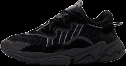 Мужские кроссовки adidas Ozweego (адидас озвиго) черные
