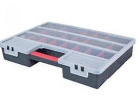 Органайзер пластиковый с регулируемыми секциями XL 460 x 325 x 80 мм HAISSER