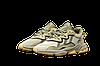 Мужские кроссовки adidas Ozweego (адидас озвиго) бежевые, фото 4