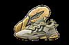 Мужские кроссовки adidas Ozweego (адидас озвиго) бежевые, фото 6
