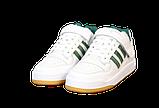 Мужские кроссовки adidas Forum (адидас форум) белые, фото 2