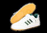 Мужские кроссовки adidas Forum (адидас форум) белые, фото 5