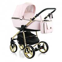 Дитяча універсальна коляска 2 в 1 Adamex Reggio Limited Chrome Y813, фото 1