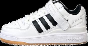 Мужские кроссовки adidas Forum (адидас форум) белые