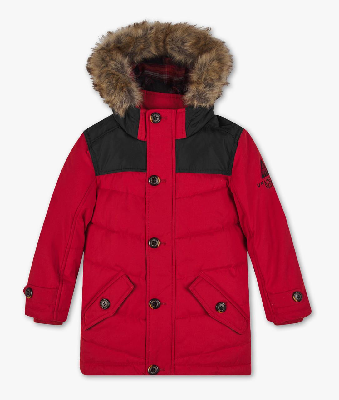 Детская зимняя куртка для мальчика C&A Германия Размер 98, 104, 110, 122, 128